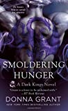Smoldering Hunger: A Dark Kings Novel	 by  Donna Grant in stock, buy online here