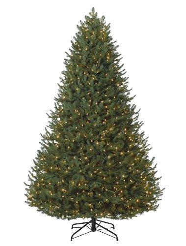 gki bethlehem lights 9 balsam fir tree with led lights christmas clear color