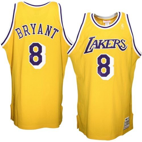 Mitchell & Ness Los Angeles Lakers #8 Kobe Bryant
