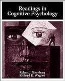 Readings in Cognitive Psychology (0155041053) by Sternberg, Robert J.