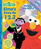 Sesame Street Elmo's Easy as 123 Book and DVD (Sesame Street (Reader's Digest)) (0794410189) by Monica, Carol