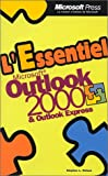 echange, troc Stephen L. Nelson - L'Essentiel Microsoft Outlook 2000 et Outlook Express