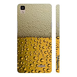 Oppo R7 Lite FIZZ IT UP designer mobile hard shell case by Enthopia