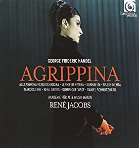 HANDEL. Agrippina. AAM Berlin/Jacobs