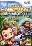 Sega SUPER MONKEY BALL BANANA BLITZ