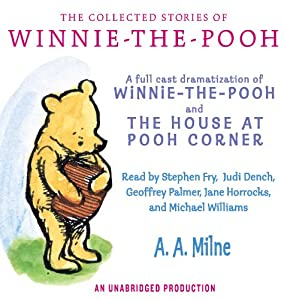 The Collected Stories of Winnie-the-Pooh Audiobook