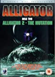 Alligator/ Alligator 2 - The Mutation [1990] [DVD] [1980]
