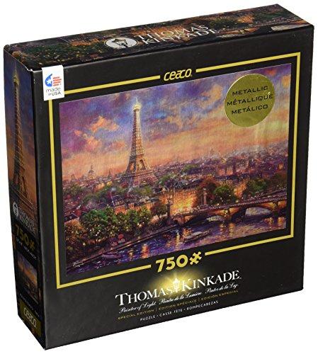 Ceaco Thomas Kinkade Special Edition - Paris, City of Love Puzzle