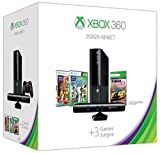 Xbox 360 250GB with Kinect E Console Holiday Value Bundle (Amazon exclusive Bonus Value)
