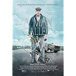 A Man Called Ove [Blu-ray]