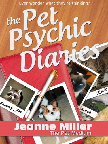 The Pet Psychic Diaries by Jeanne Miller ebook deal