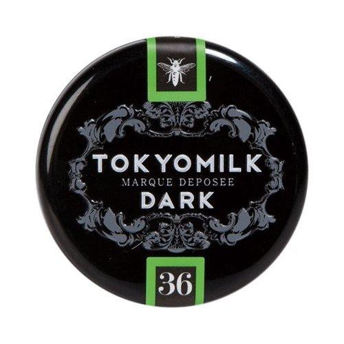 トウキョウミルク ダーク リップバーム ソルテッドキャラメル 36 19g