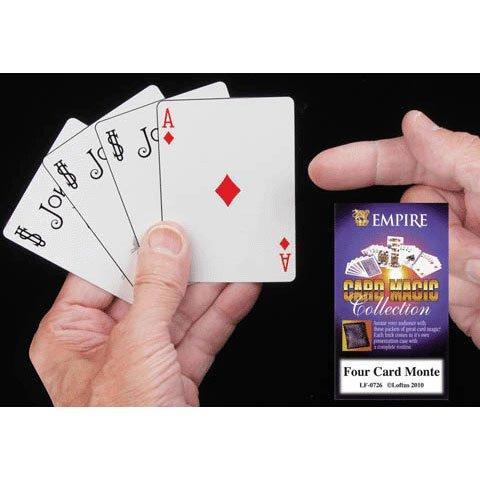 Four Card Monte - 1