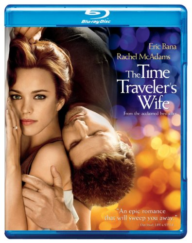 Cover art for  The Time Traveler's Wife [Blu-ray]