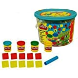 Play-Doh Small Barrel of Modeling clay Numbers Fun