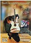 Carvin Guitars - AC375 - Craig Chaquico - [Magazine Advertisement] - 2000