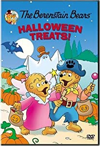 Berenstain Bears Halloween Treats by Sony Pictures Home Entertainment