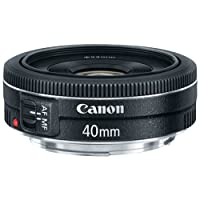 Canon EF 40mm f/2.8 STM Lens by Canon