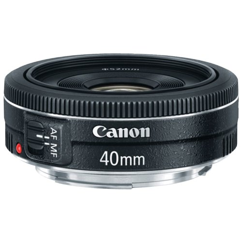 Canon EF 40mm f2.8 STM Lens Black Friday & Cyber Monday 2014
