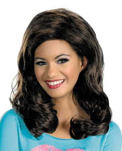 Disguise Disney Shake It Up Rocky Wig Costume Accessory, One Size Child by Disguise Costumes (Disney Shake It Up Rocky Child Costume)