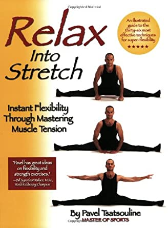 Relax into Stretch - Bodyweight Training Arena