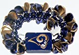 NFL St Louis Rams Team Fan Fashion Bracelet