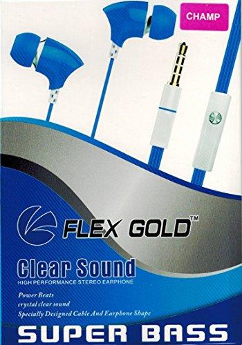 Flex-Gold-Champ-In-Ear-Headset