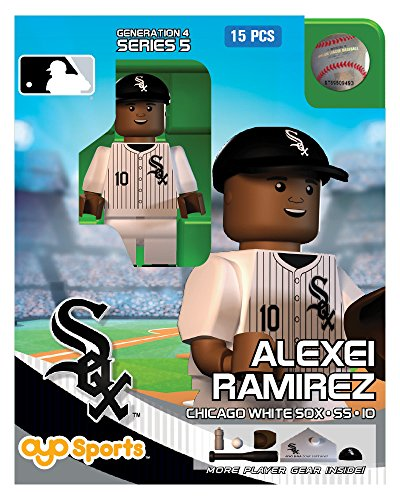 Alexei Ramirez OYO MLB Chicago White Sox G4 Series 5 Mini Figure Limited Edition