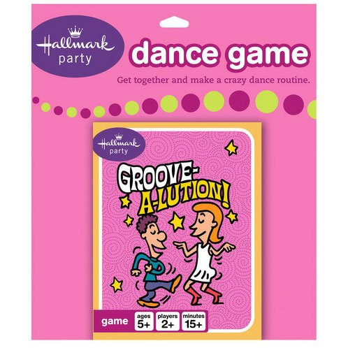 Groove-a-Lution Card Game Party Accessory
