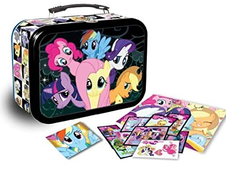 My Little Pony: Friendship is Magic Canterlot Collector's Tin Lunchbox by Hasbro