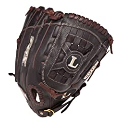 Louisville Slugger Omaha Pro Ball Glove (Brown, 12.5-Inch) by Louisville Slugger