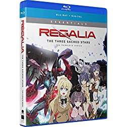 Regalia: The Three Sacred Stars - The Complete Series [Blu-ray]