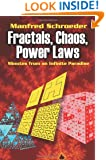 Fractals, Chaos, Power Laws: Minutes from an Infinite Paradise (Dover Books on Physics)