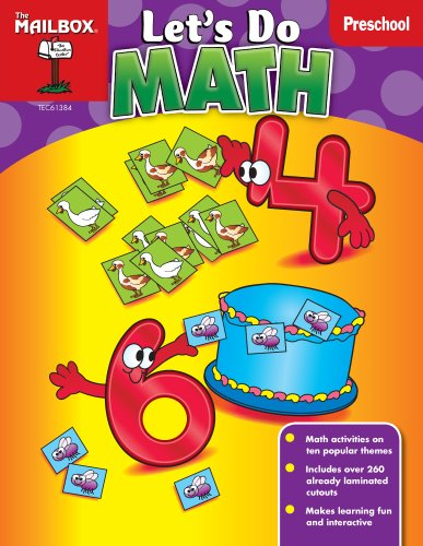 Let's Do Math (Preschool)