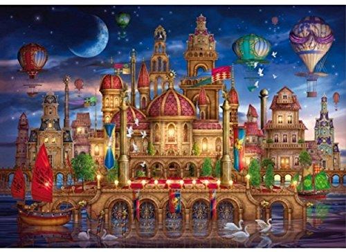 Wentworth Fantasy Palace 500 Piece Ciro Marchetti Wooden Jigsaw Puzzle