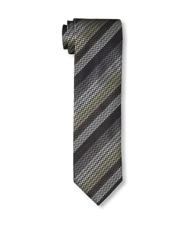 Missoni Men's Zig Zag Tie, Brown