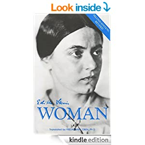 edith stein woman essays Essays on woman edith stein poaching essay 4 this sentence is an allusion to the economic crisis and the emergencyordinances of the 1930s, which were of decisive significance for the totalgerman educational system.