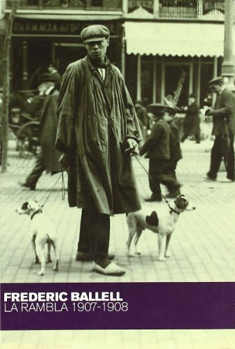 Frederic Ballell. La Rambla 1907-1908 (Arxiu municipal Barcelona)