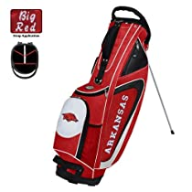 NCAA Arkansas Razorbacks Gridiron II Stand Bag