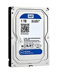WD Blue 1TB SATA 6Gb/s 7200rpm Internal Hard Drive