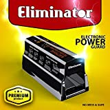 Eliminator™ Electronic Rat and Rodent Trap - Eliminate Rats, Mice and Squirrels Efficiently and Safely [UPGRADED VERSION]