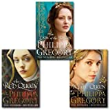 Cousins War Trilogy series Collection 3 Books set by Philippa Gregory. (The Lady of the Rivers, the White Queen, and the Red Queen)