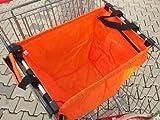 Orange Sac de Chariot