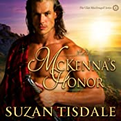 McKenna's Honor: The Clan MacDougall, Book 4 | [Suzan Tisdale]
