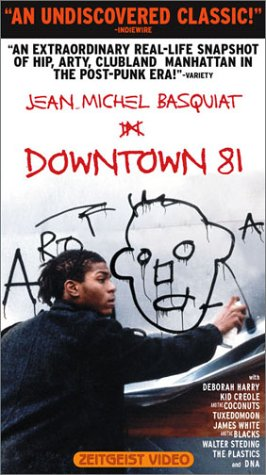 Downtown 81 Jean Michel Basquiat [VHS]
