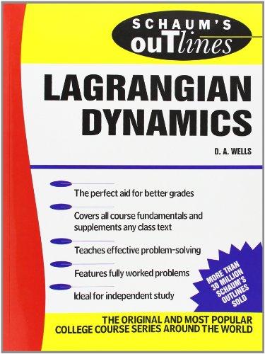 schaum's outline of lagrangian dynamics pdf free download