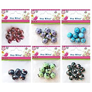 Itsy bitsy F Fancy Beads Assortment Color 30g