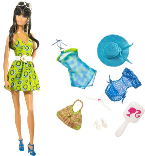Buy Barbie Top Model Resort 2 - Teresa