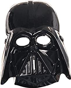 Rubie'S - Costumes  - Masque Dark Vador Léger- Taille Std