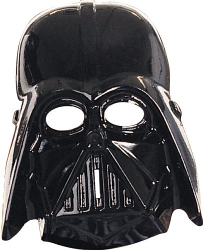 Darth Vader Mask Costume Accessory